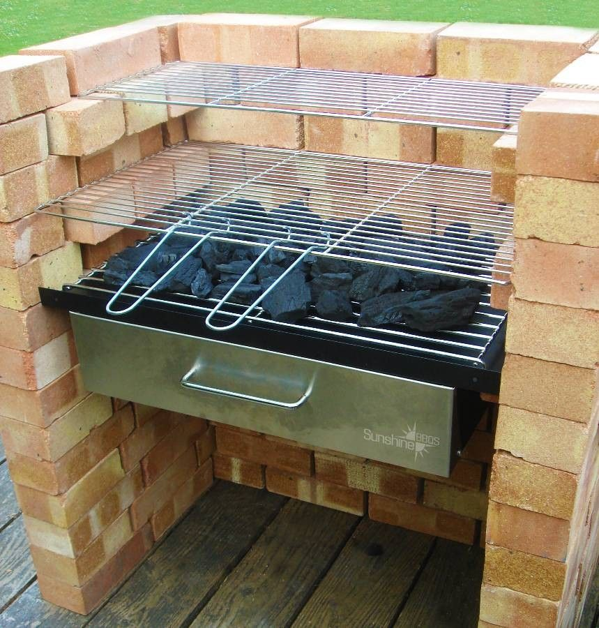 brick barbecue google search decoracion pinterest barbecues bricks and google search. Black Bedroom Furniture Sets. Home Design Ideas