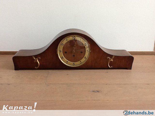Vintage Westminster klok jaren 1950 heel helder, mooi geluid