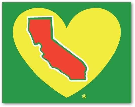 Cali love !