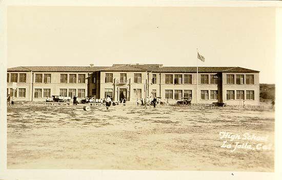 Old La Jolla High School