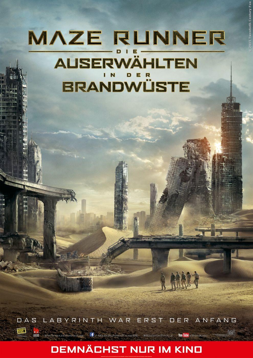 Maze Runner 2 Ganzer Film Deutsch Kostenlos