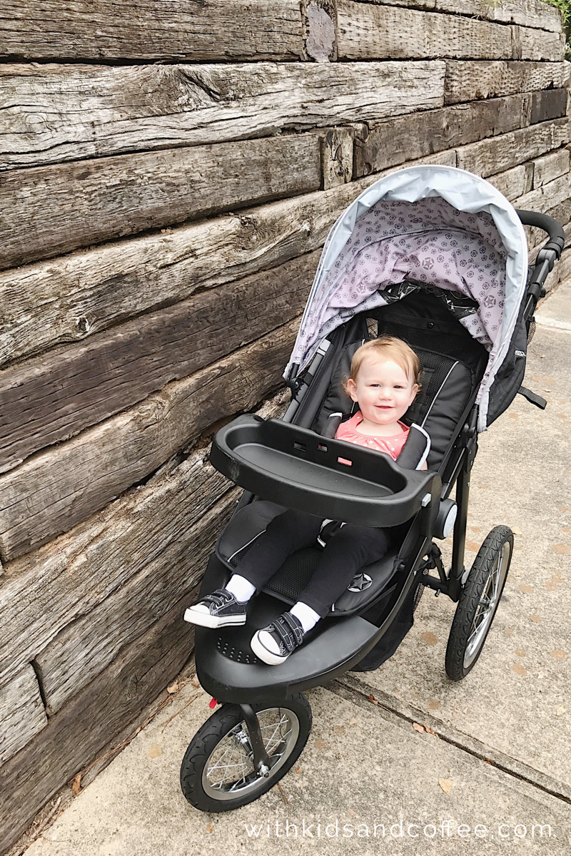 Jogging Stroller Review J Is For Jeep Brand Cross Country Sport