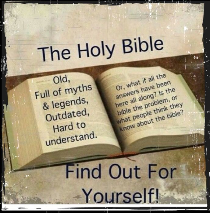 The Bible Full Of Myths And Legends Outdated Hard To Understand Or What If The Answers Have Been Here All Along Is The Bible Jw Org Bible Bible Knowledge