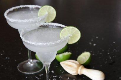 Frozen Margaritas - Living on Cookies