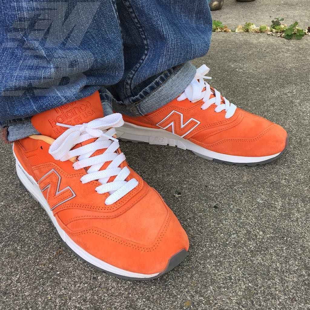 @313runner in his @newbalance x @cncpts #997 #LuxuryGoods for today by