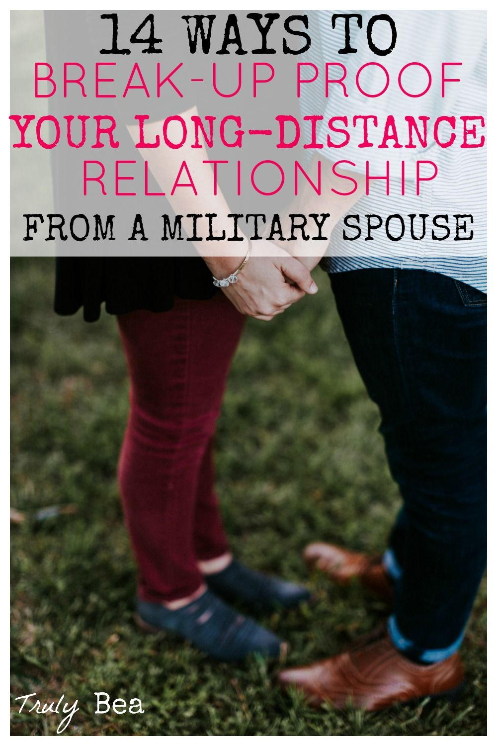 Military relationship advice dating
