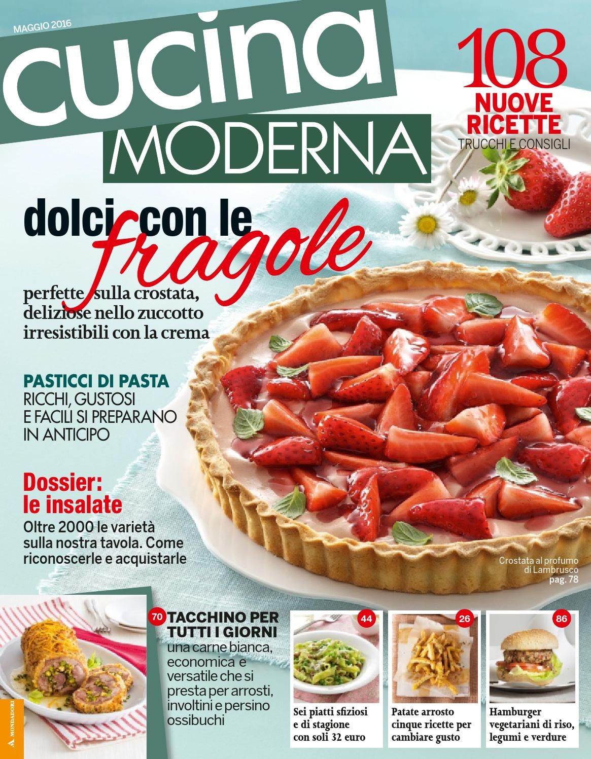 Rivista Cucina Moderna Cucina Moderna 05 2016 Ma Issuu Cooking Recipes Food E Recipes