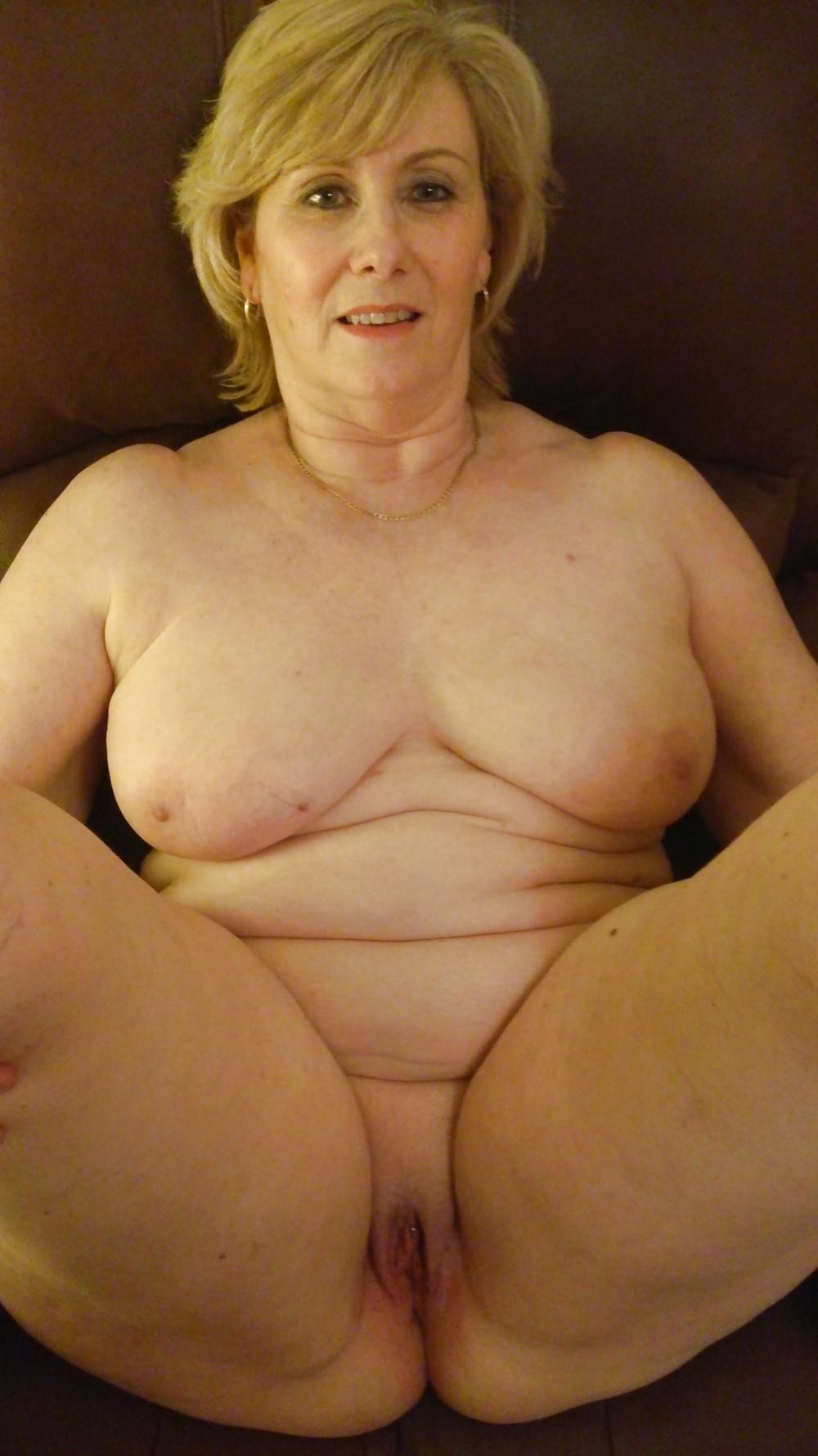 Big hips granny