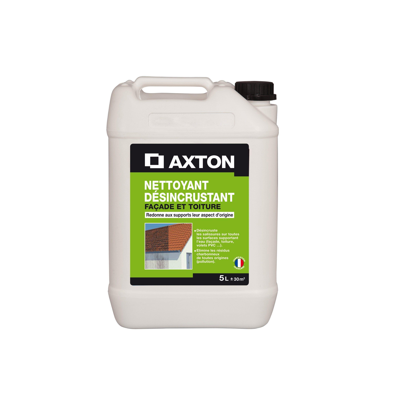 Nettoyant Desincrustant Axton Nettoyant Desincrustant Axton 5 L Incolore Nettoyant Etancheite Produits