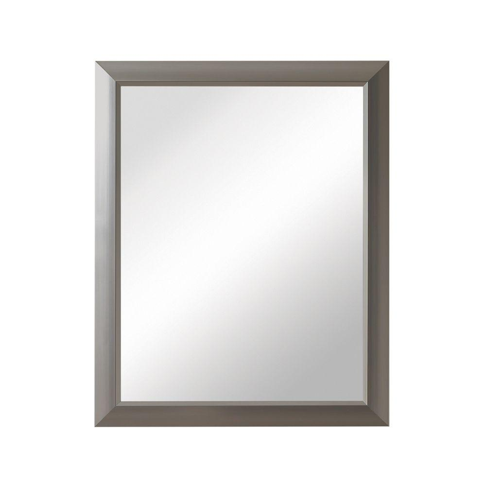 Barrington 15 In W X 19 In H X 5 In D Framed Recessed Or