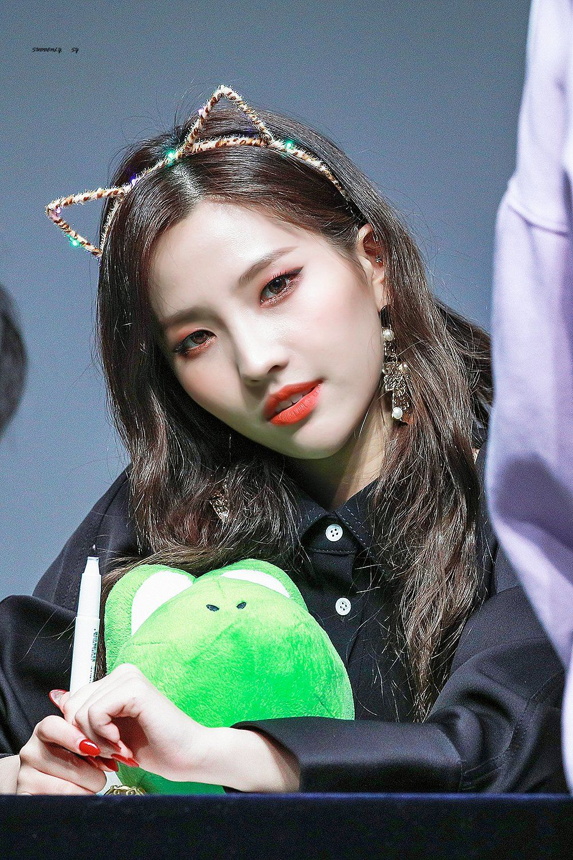 Soyeon Kpop Kdrama Bts Exo Kpoparmy Kpop Girl Groups Kpop Girls Korean Girl Groups