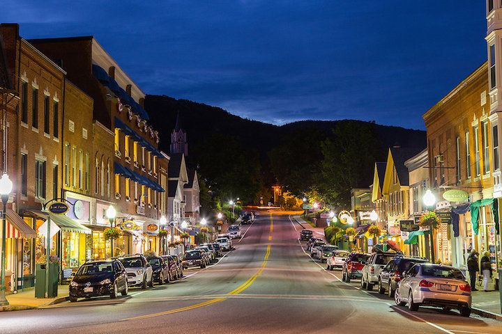 The 19 Most Beautiful Small Towns In America Lets Go