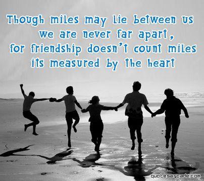 far friendship quotes
