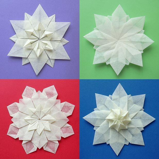 Origami flowers designed by tomoko fuse origami 4 pinterest origami flowers designed by tomoko fuse origami 4 pinterest flower designs origami and flower mightylinksfo