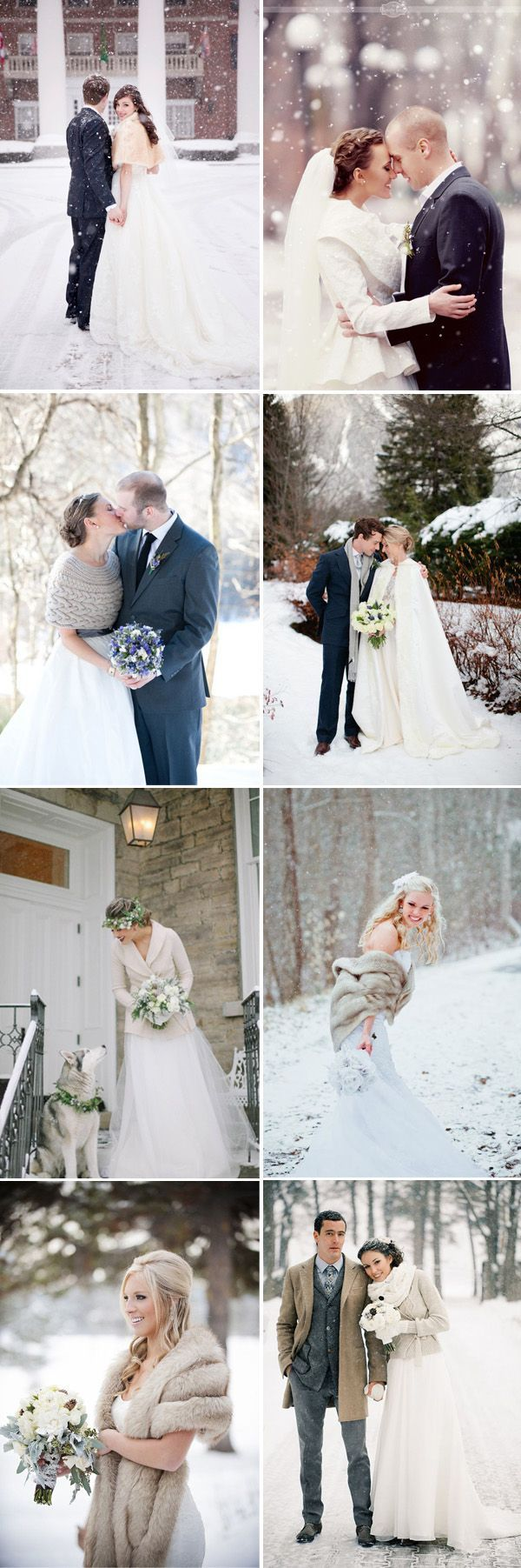 Photo of 60 Wonderful Ideas For A Cozy and Fancy Winter Wedding