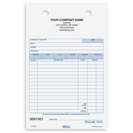 JWOCC862 Work OrderInvoice Construction Forms – Construction Work Order Form
