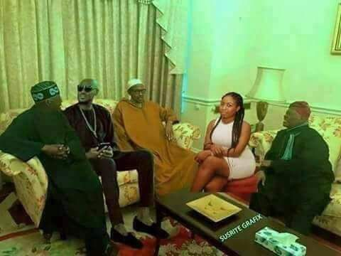 9JABREEZELAND: More Nigerians 'troop to London to visit' presiden...