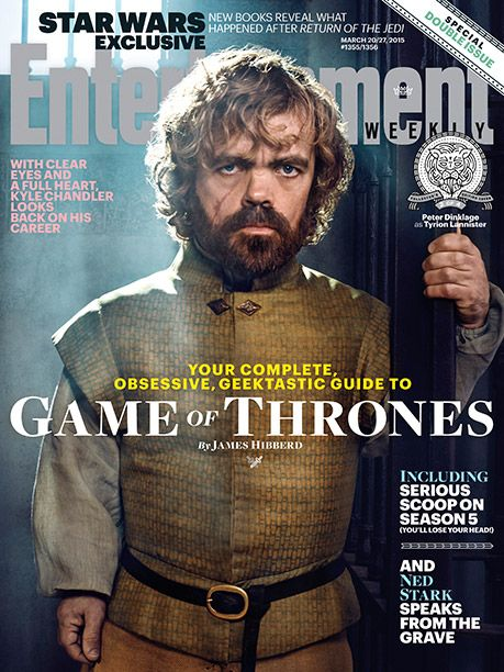'Game of Thrones': 11 Sneak Peek Photos from Season 5 | For much more from the set of ''Game of Thrones,'' pick up this week's issue of Entertainment Weekly magazine (with four unique Collector's Covers, each featuring a different character; click through to see them all) on newsstands, or buy it here | EW.com