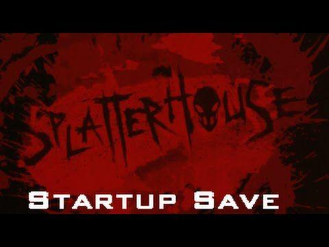 PS3] Splatterhouse *StartUp Save* | PS3 Game Save