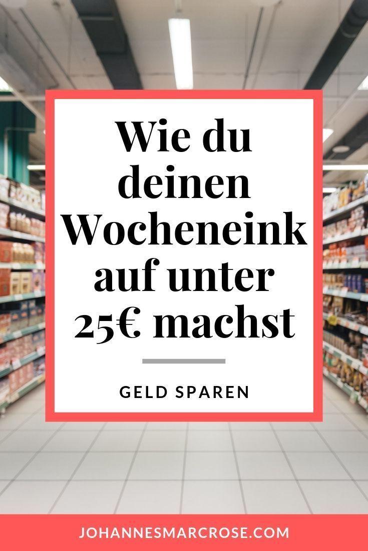 Beim Einkauf Im Supermarkt Kannst Du Sehr Viel Geld Im Monat Sparen