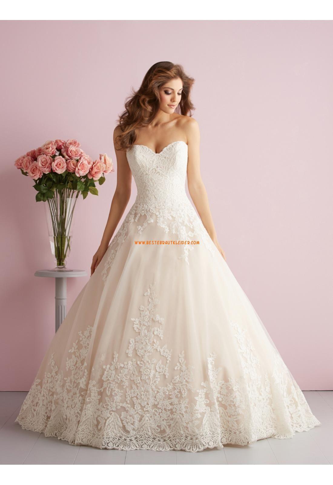 Prinzessin Romantische Traumhafte Brautkleider aus Tüll mit ...
