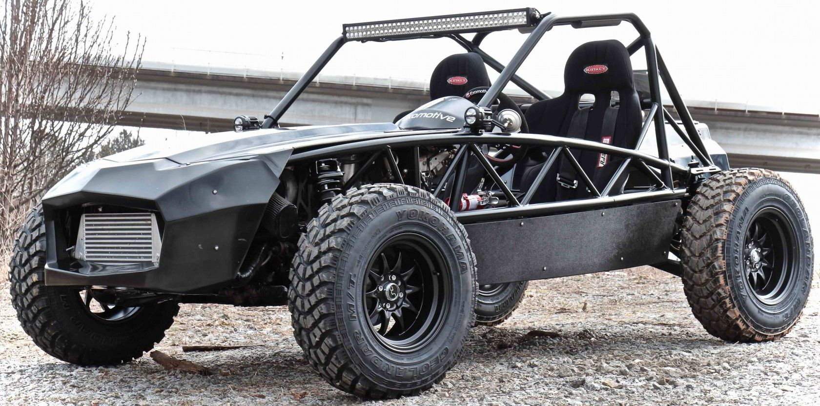 exocet off road prototype stage 1 suspension transportation from my past present and future. Black Bedroom Furniture Sets. Home Design Ideas
