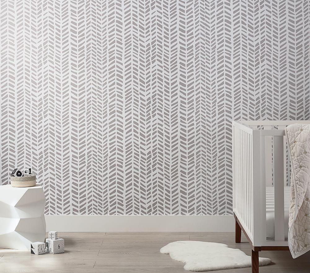 Broken Arrow Removable Wallpaper In 2021 Chasing Paper Wallpaper Removable Wallpaper Pottery Barn Kids
