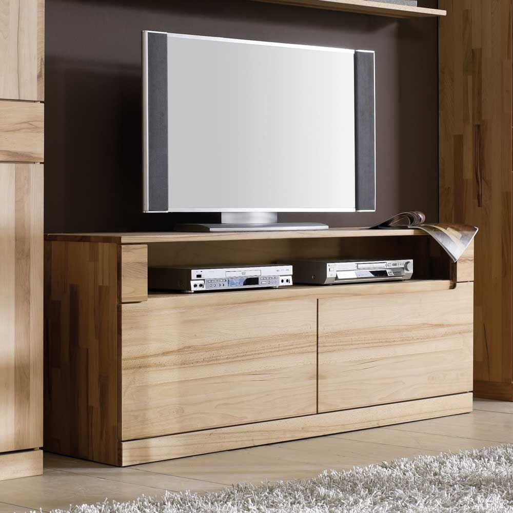 TV Möbel aus Kernbuche Massivholz 160 cm breit Jetzt bestellen unter ...