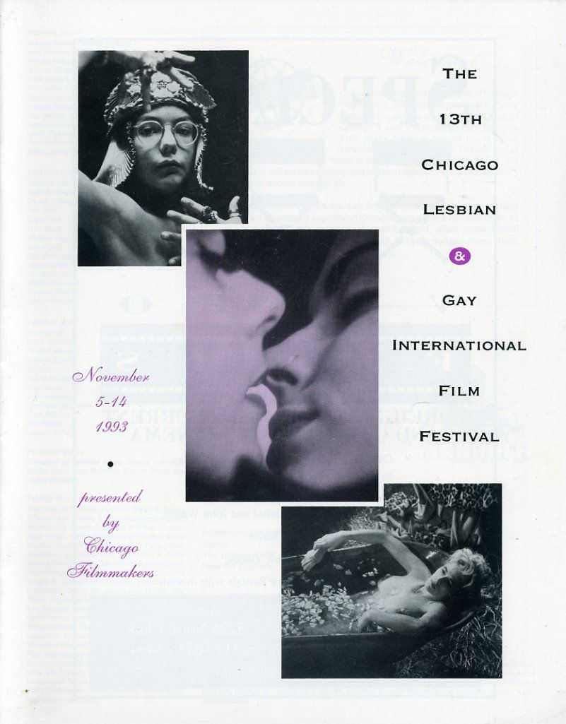 Lesbian and gay international film festival