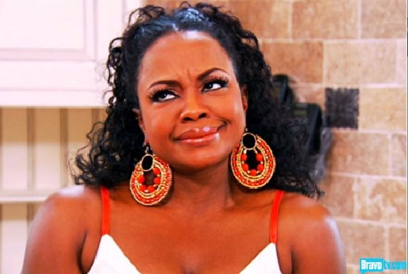 Phaedra Parks' Friend Accuses Her Of Mortgage Fraud, Prostitution And Engaging In Shady Activities With Apollo