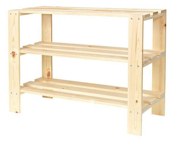 Polka Na Buty Lawka Sosnowa Sosna 75 Kg Na Polki 3 2770204991 Oficjalne Archiwum Allegro Furniture Home Decor Changing Table