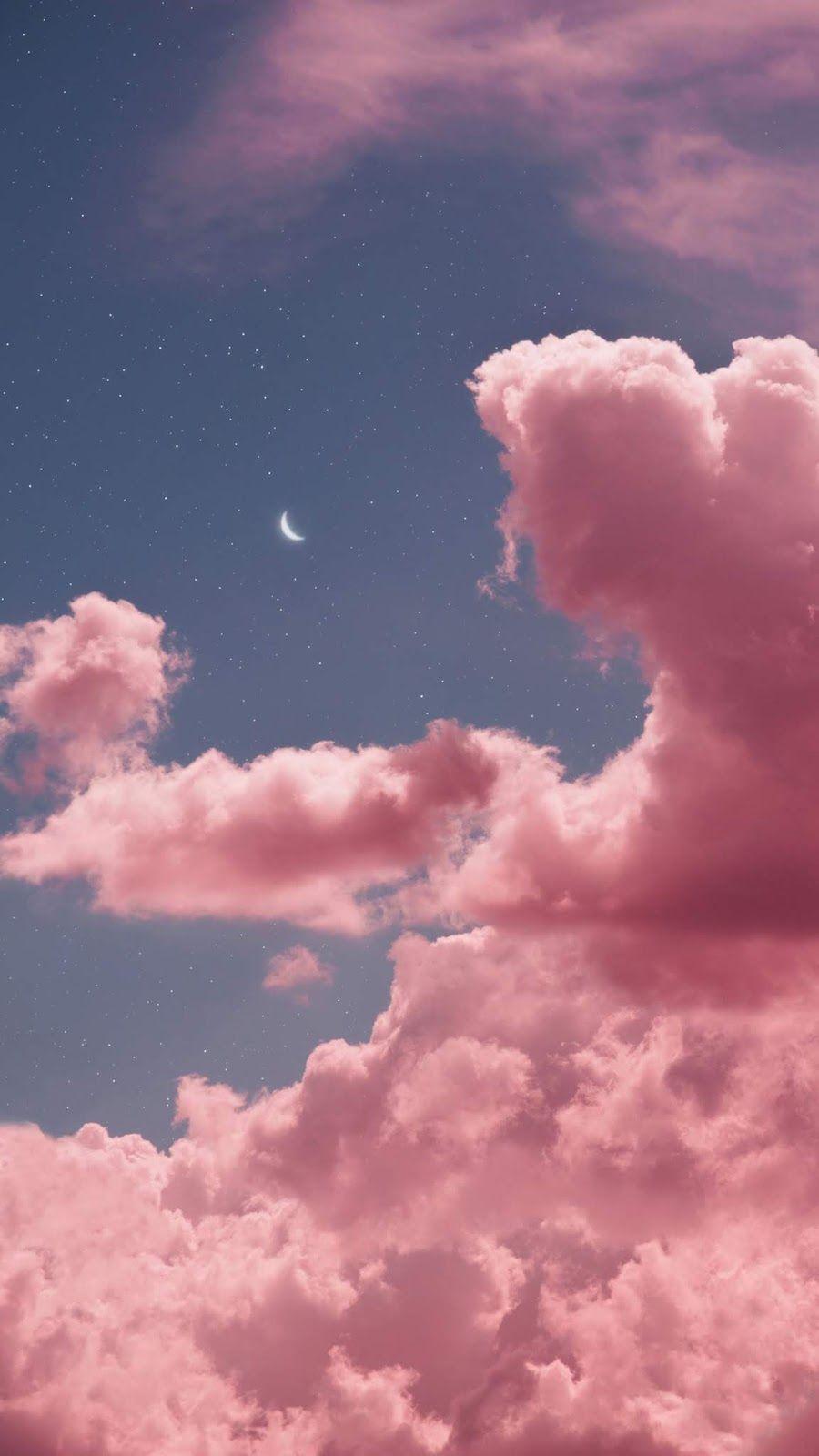 In The Night Sky Night Sky Wallpaper