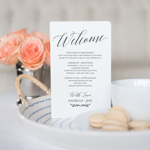 Printable Wedding Itinerary Template Wedding Weekend The Jorns - invitation letter for home party