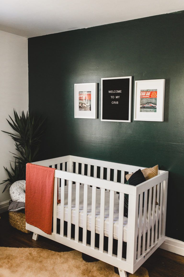 Southern Modern Nursery Project Nursery Nursery Accent Wall