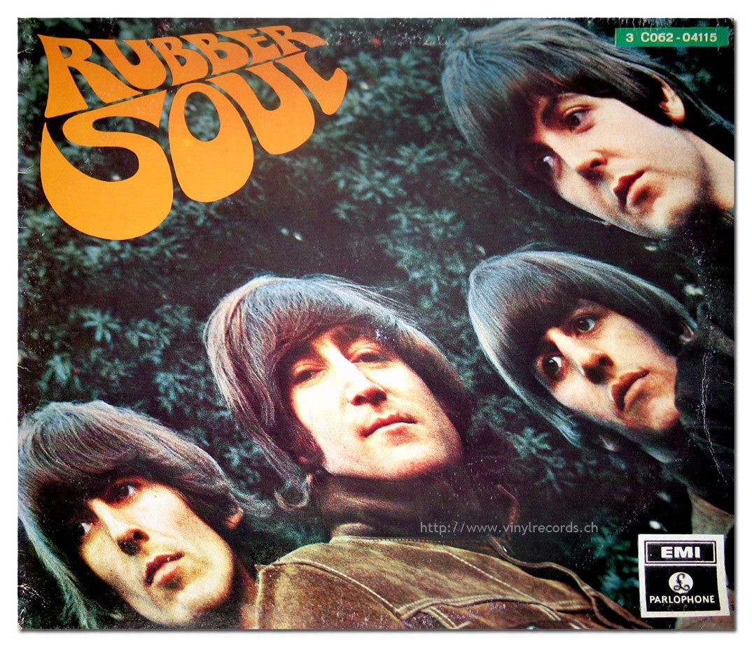 Most Valuable Beatles Vinyl Albums Beatles Rubber Soul