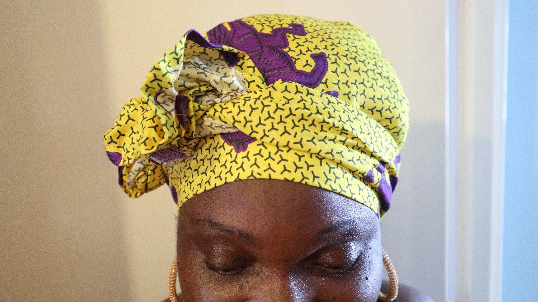 Ankara headwrap, African print head wrap, african head scarf,African head wrap,tuban Creole headwrap, African head tie, headwrap, scarf