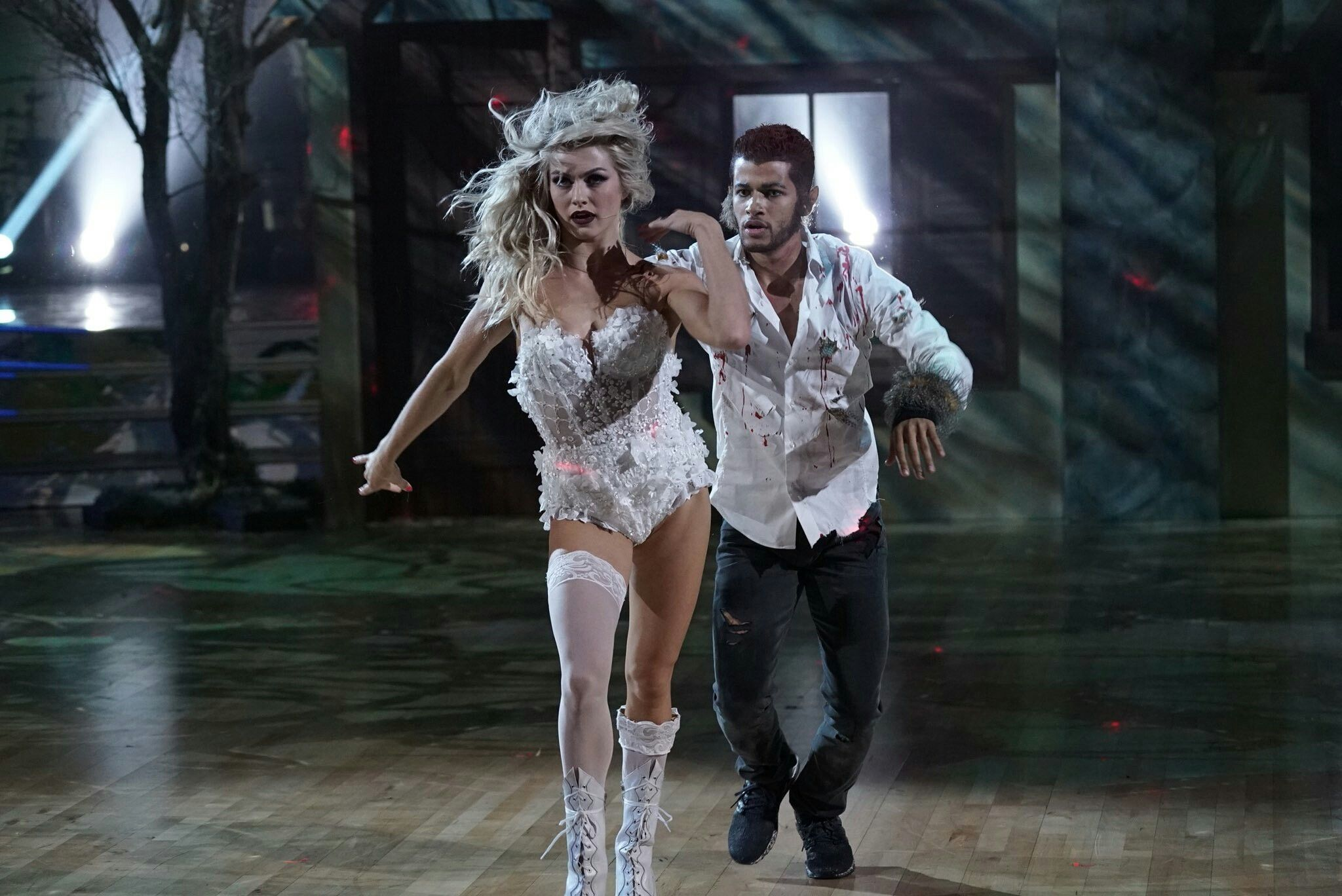 Dwts Teamfishuponastar Dancing With The Stars Dwts Performance Outfit