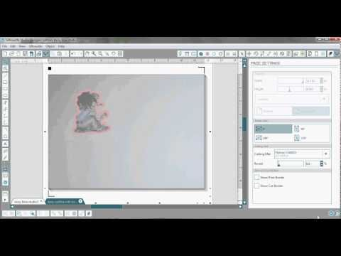 Serif Craft Artist Professional Working with backgrounds - YouTube