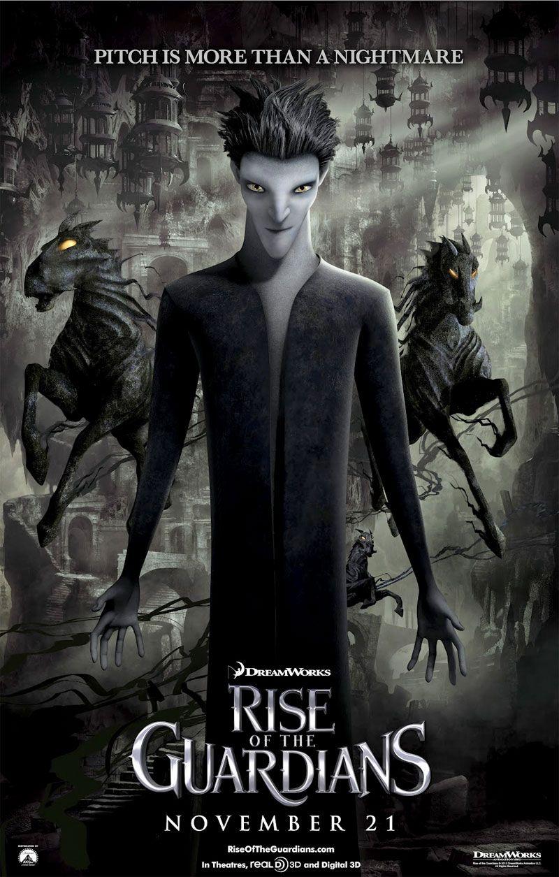 Riseofguardians Posters 01 A Origem Dos Guardioes Guardiao Filmes