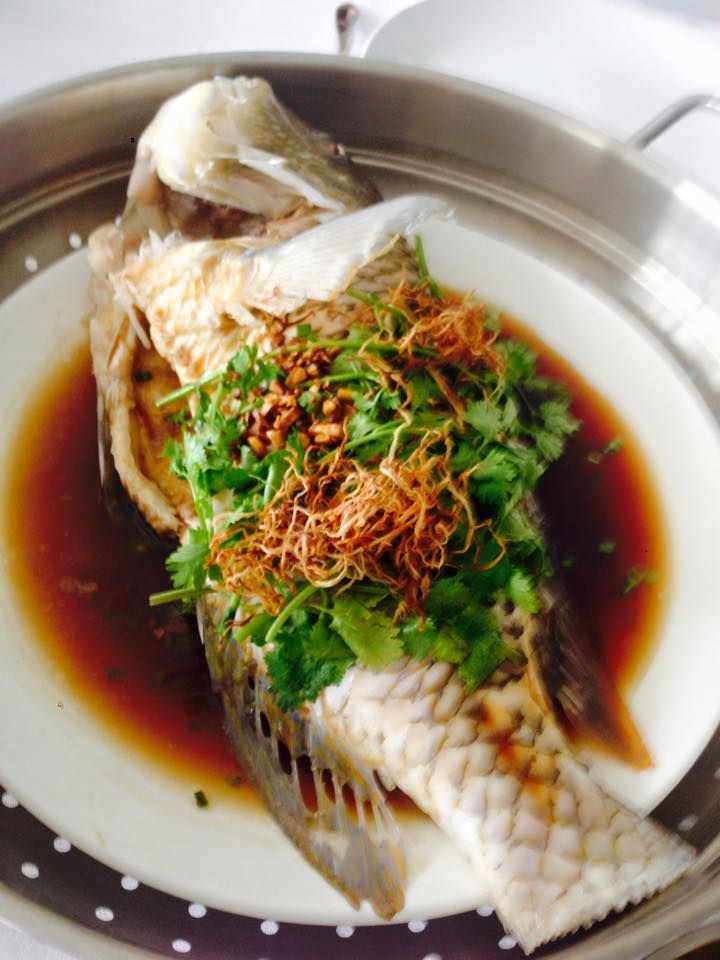Hong Kong Style Steamed Fish We Love Our Steamed Fishes Over At The Yeo Family And The Hong Kong Style Of St Steamed Fish Recipes Steamed Fish Cooking Seafood