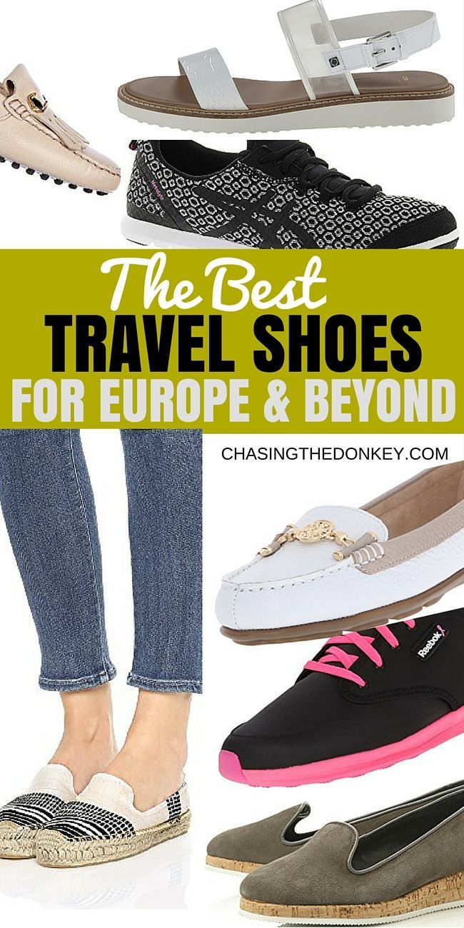 best shoes for travel 2019: tips for picking the best travel shoes