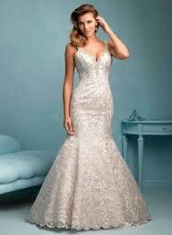 Pin By Nezrin On Toy Paltarlari Allure Wedding Dresses Allure Bridal Gowns Bridal Dresses