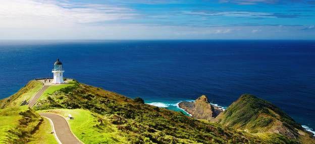 Cape Reinga - New Zealand