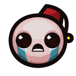 The Binding Of Isaac Vectorized