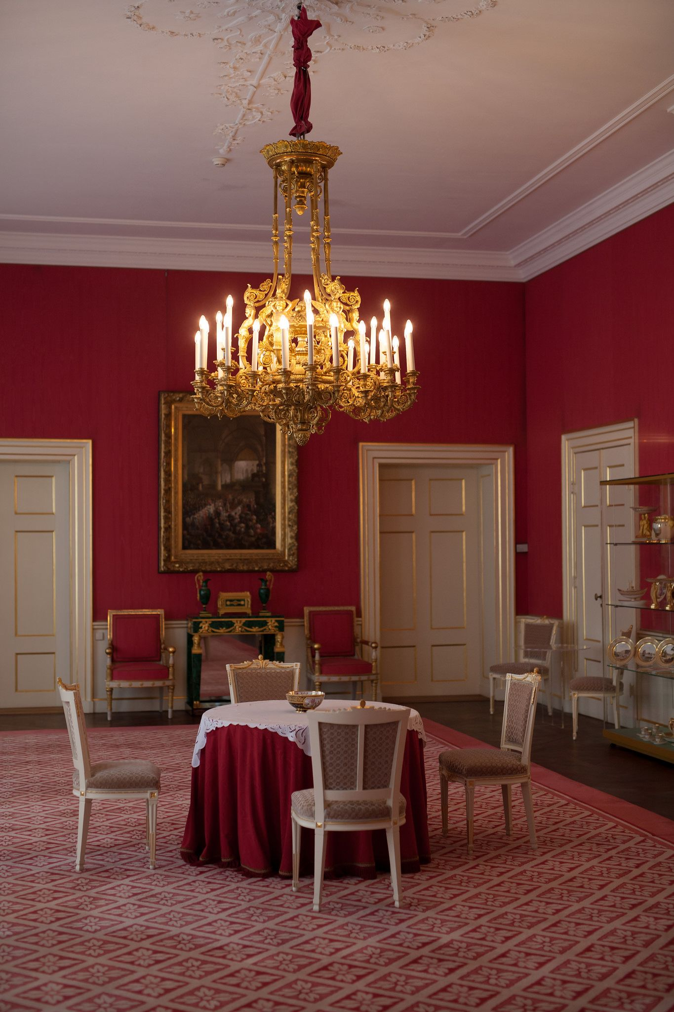 Paleis Noordeinde | Palace, Classic interior and Dutch