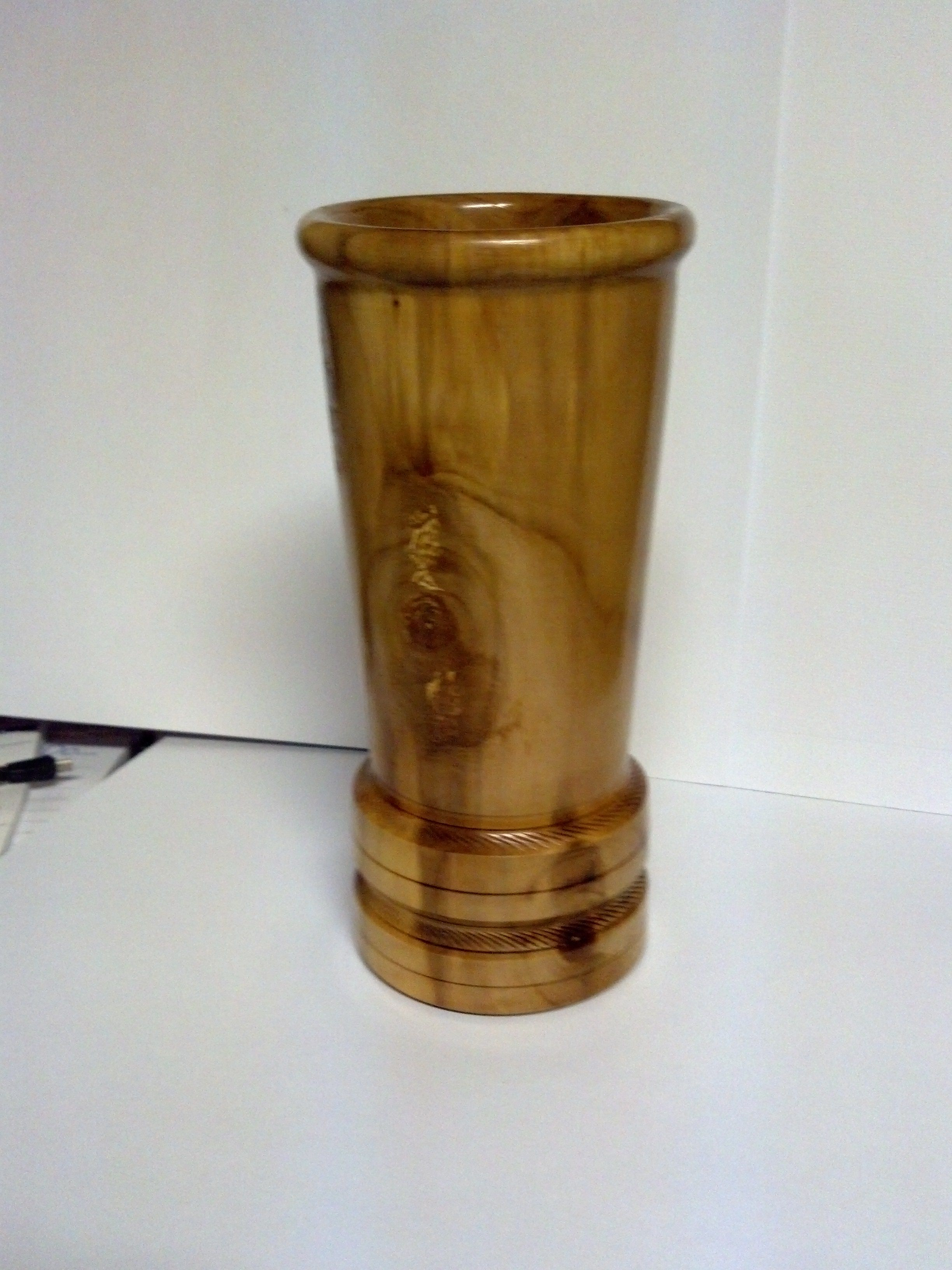 Mountain ash vase handcrafted woodturned vases pinterest turned wood mountain ash vase reviewsmspy