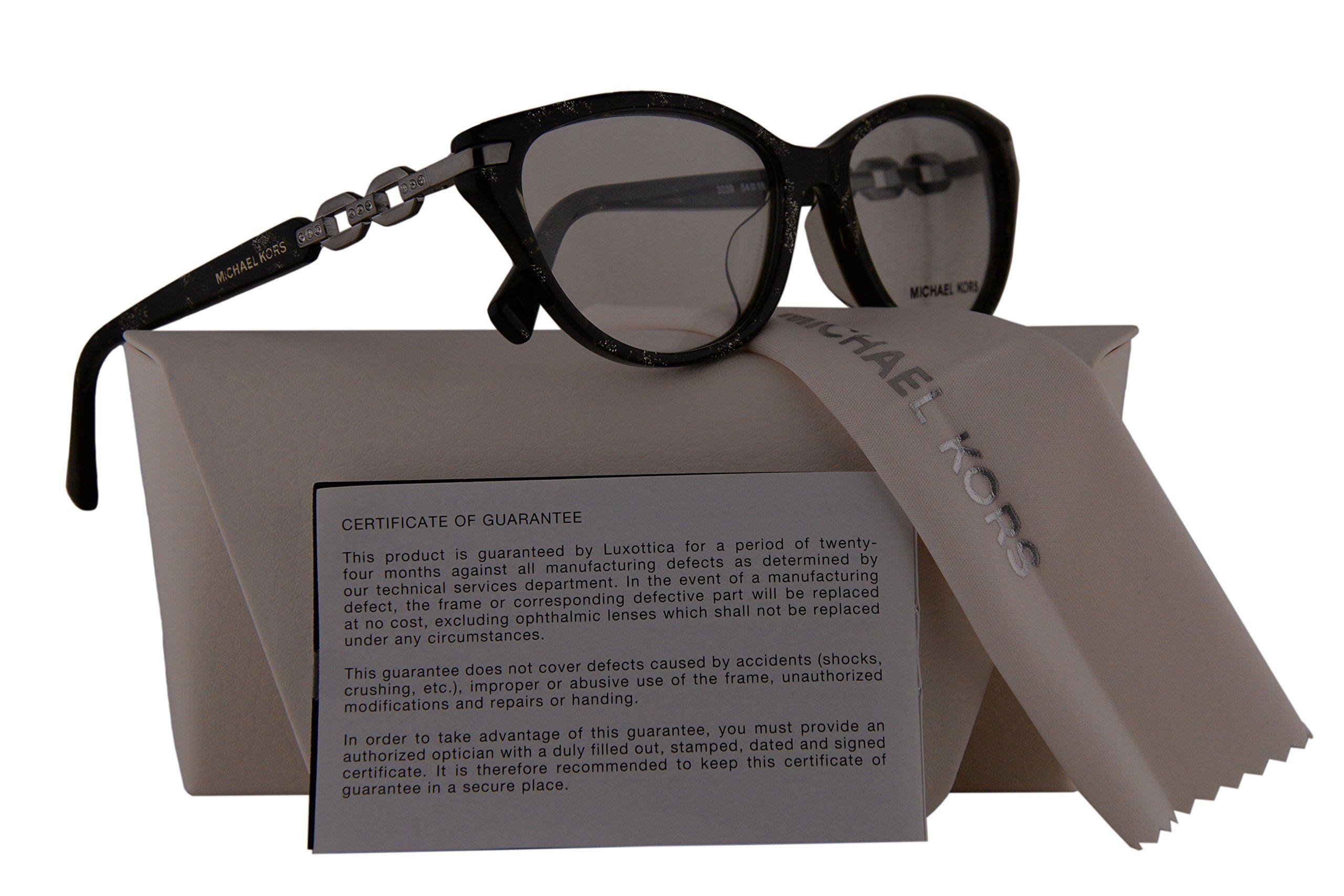 Michael Kors MK4020BF Zermatt Eyeglasses 5416140 Green