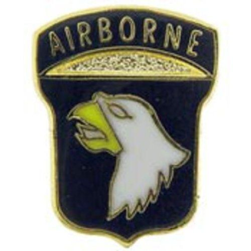 "U.S. Army 101st Airborne Division Pin 5/8"" by FindingKing. $8.99. This is a new U.S. Army 101st Airborne Division Pin 5/8"""