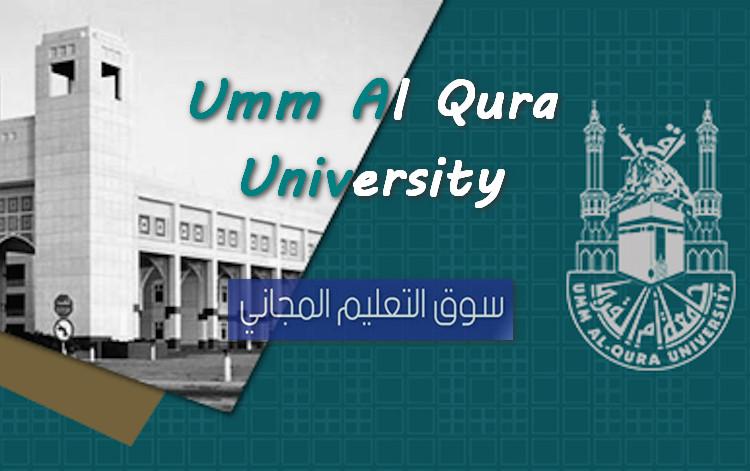 شروط القبول في جامعة ام القرى التعليم الالكتروني والدراسات العليا والوظائف University Admissions
