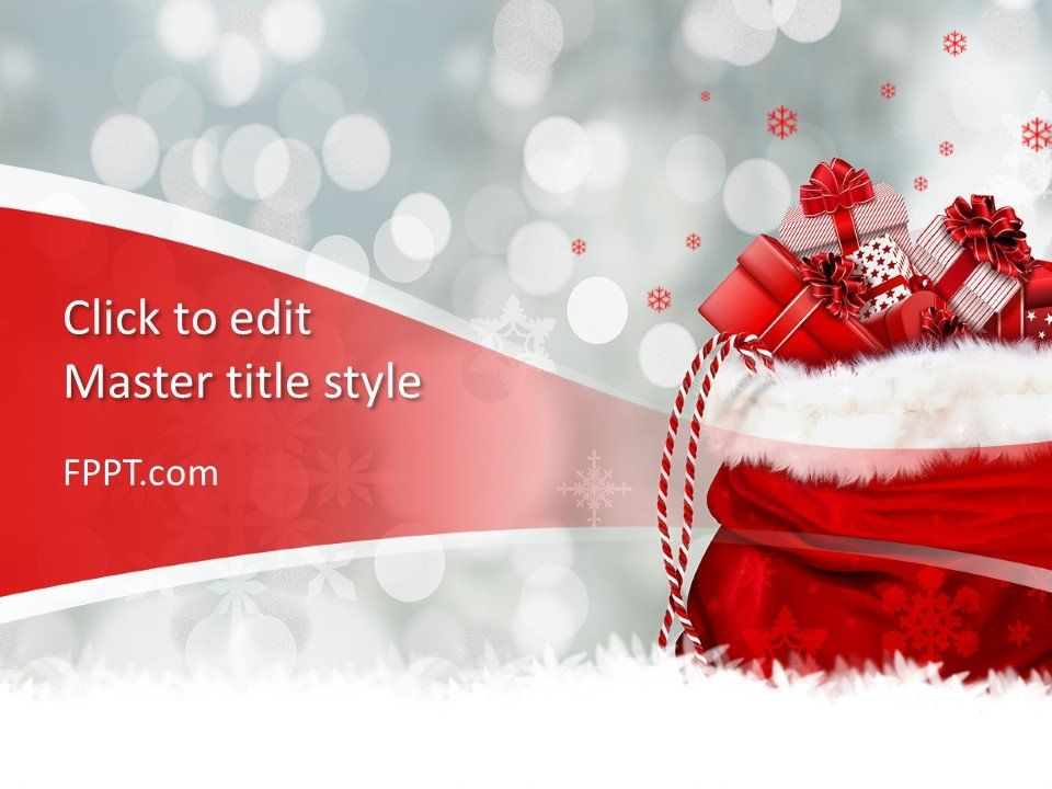 8 Awesome Christmas Card Powerpoint Background Christmas Cards Christmas Powerpoint Template Christmas Card Template
